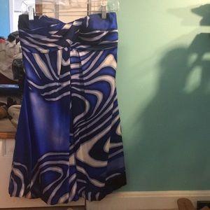 Caché silk dress
